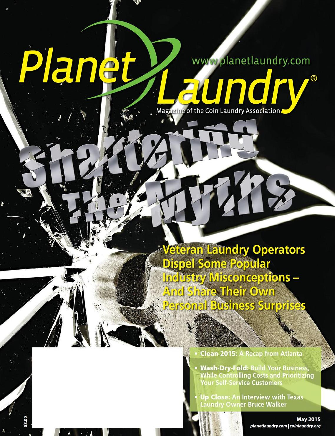 Planet Laundry article